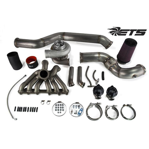 ETS 93-98 Toyota Supra Turbo Kit - Mk4 Supra