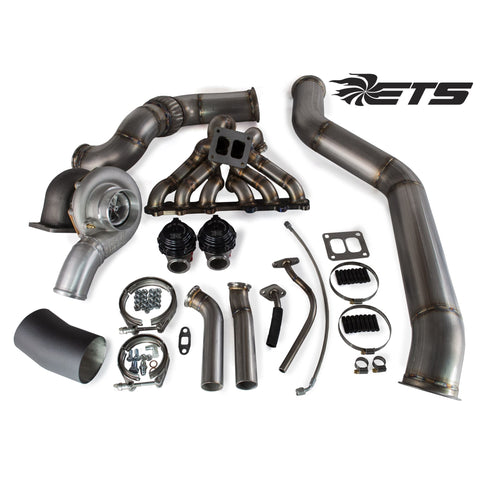 ETS 93-98 Toyota Supra Twinscroll Turbo Kit - MK4 Supra