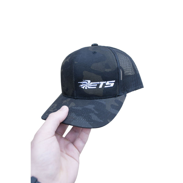 ETS Camo Trucker Hat - ETS Merch