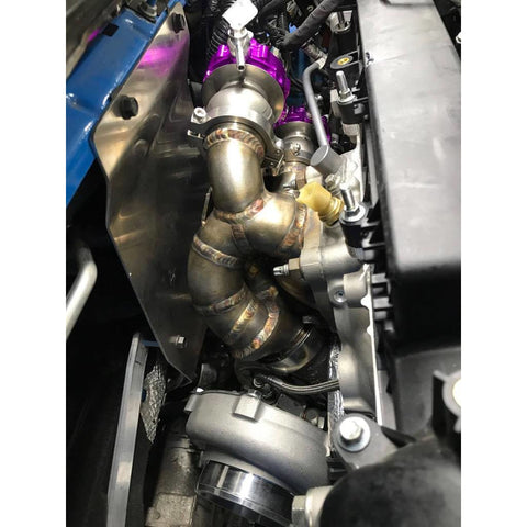 ETS Ford Focus RS Turbo Kit