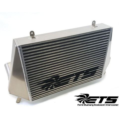 ETS Mustang EcoBoost Intercooler Kit - Intercooler Kit