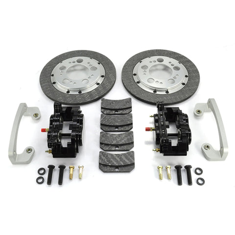 ETS Nissan GTR Rear Carbon Brake Kit