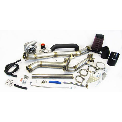 ETS Subaru 15+ STI Single Scroll Turbo Kit V-Band