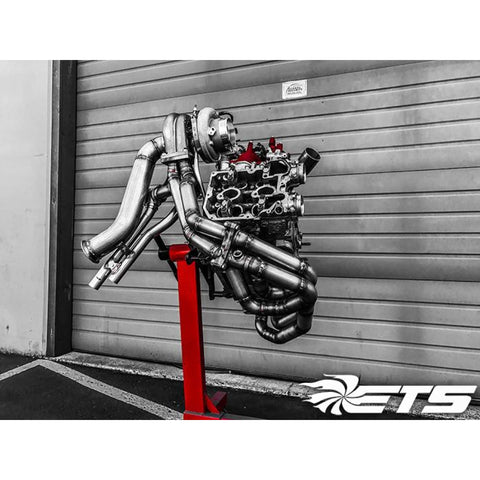 ETS Subaru 15+ STI T4 Twin Scroll Turbo Kit - Subaru STI 15+