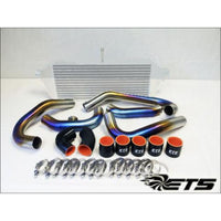 ETS Subaru STI 2015+ Stock Turbo Piping Kit Titanium - Subaru STI 15+