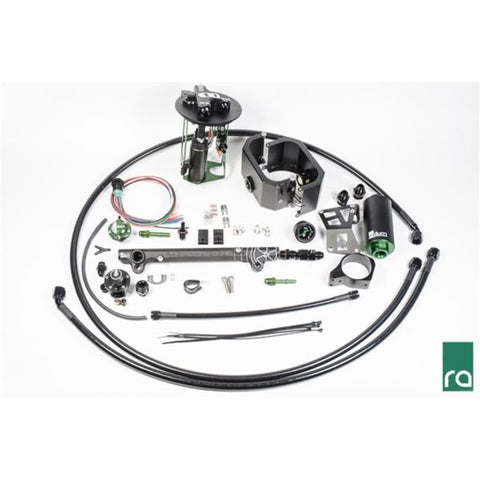 Radium Engineering 08-15 Mitsubishi Evo X Fuel Delivery System - Fuel System