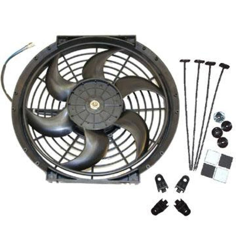 Slim Radiator Fan - Mitsubishi Evolution 8/9