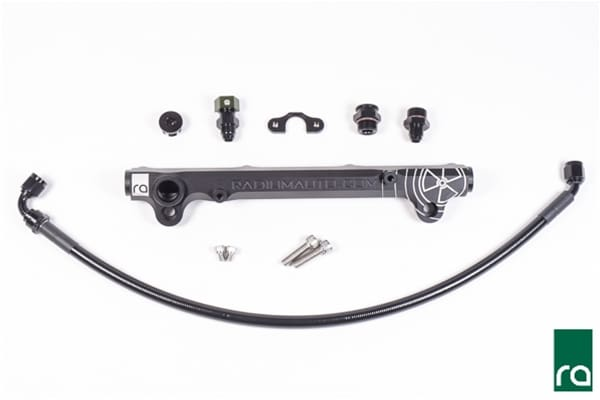 Radium Engineering 08-15 Mitsubishi Evo X Fuel Rail Kit