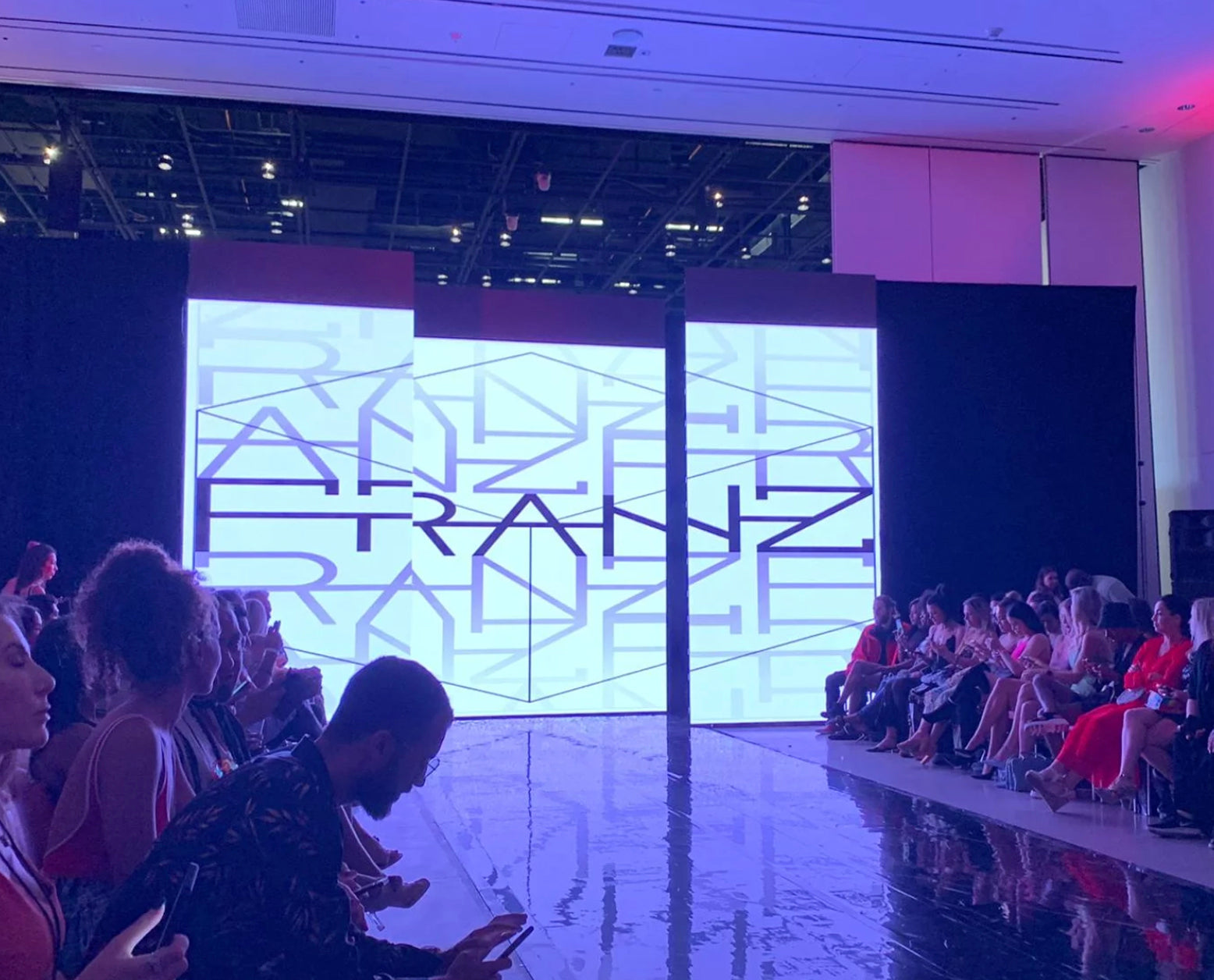 FRANZ at Miami Swim Week 2019!