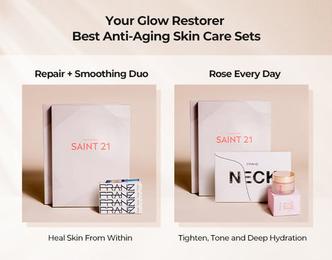 Best Anti Aging Skin Care Sets from FRANZ