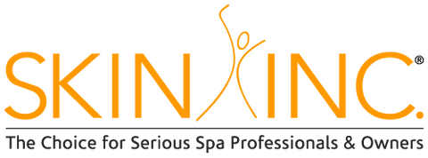 Skin Inc Logo - The choice for serious Spa Professionals & Owners