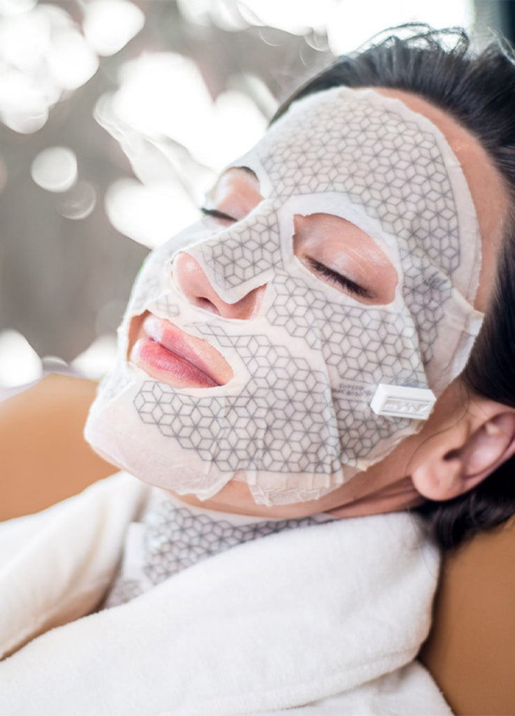 Hydrate and tighten with face masks