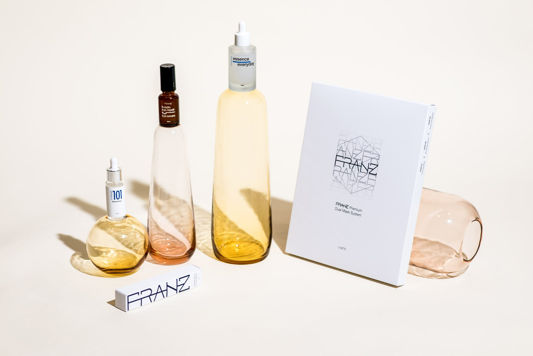 Face, Eye, and Skin Serums from Franz Skincare