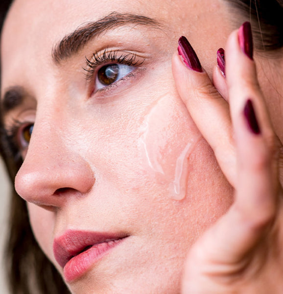 Plump it up with face serums