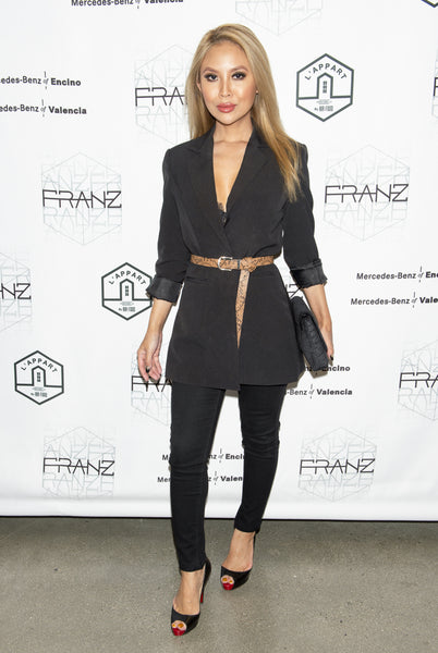 FRANZ Skincare Launch Party