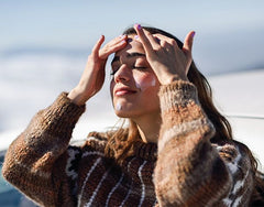 The SPF number tells you how long the sun's UV radiation would take to redden your skin when using the product exactly as directed versus the amount of time without any sunscreen. You should use sunscreen everyday - even in winter or on cloudy days