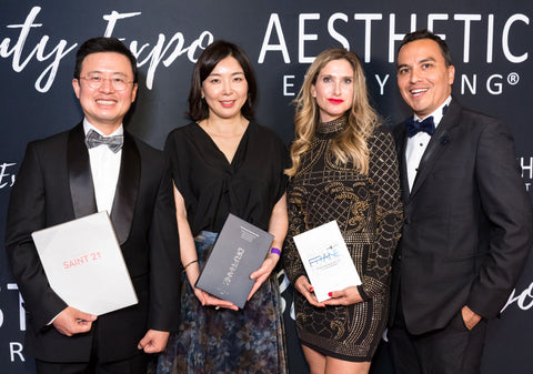 """Top Skincare Face Mask"" in the 2020 Aesthetic Everything® Aesthetic and Cosmetic Medicine Awards"