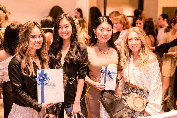 XOXO Holiday Party With Chris Han and FRANZ Skincare.