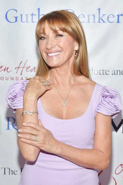 FRANZ Skincare With Jane Seymour At the Open Hearts Ball