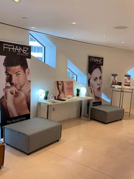 FRANZ Skincare Miami Swim Week