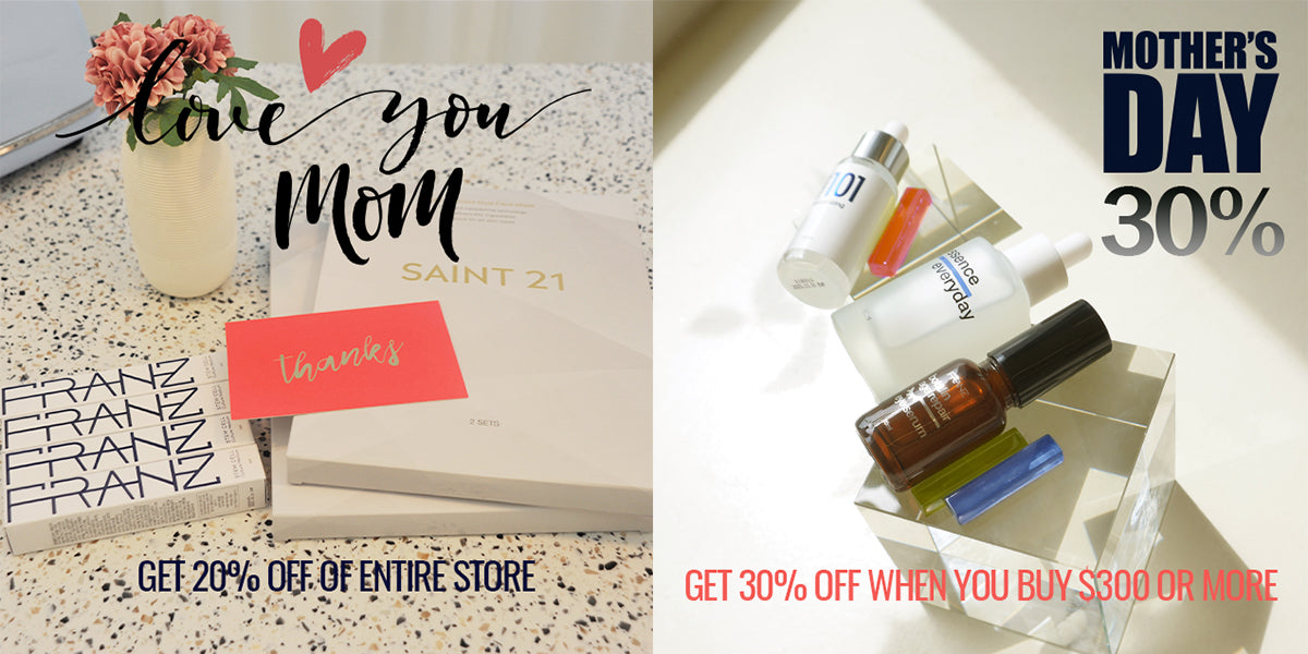Your Mother's Day Skincare Gift Guide