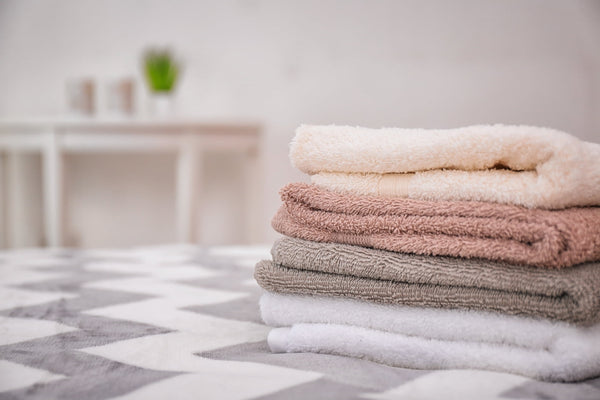 Ditch the face towel