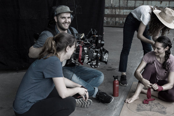 Scoria's Brand Video + #BTS with Director Madeline Rozwat