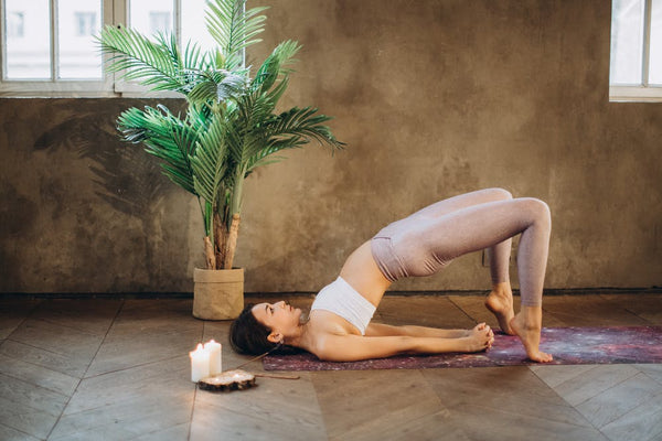 5 yoga poses to help improve your posture!