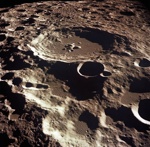 Earth's Moon: Crater Daedalus (formerly No. 308) - NASA