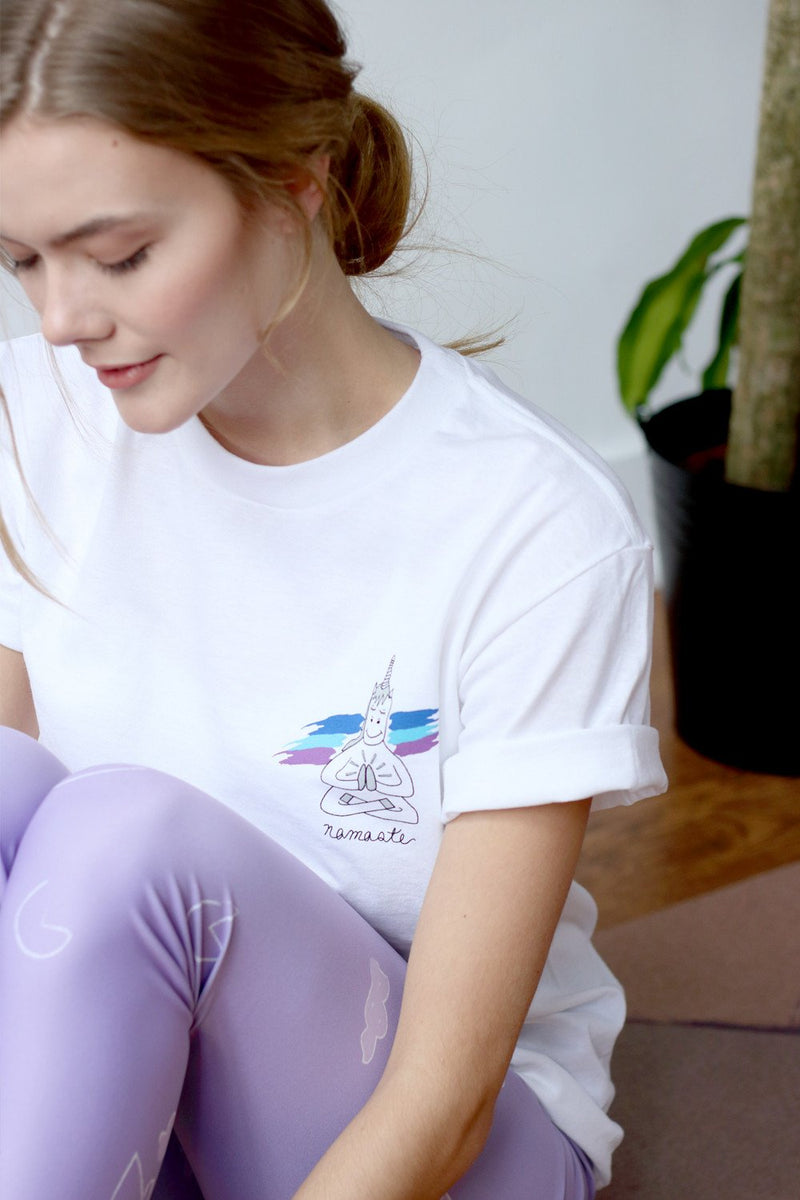 Flexi The Unicorn T-Shirt - Scoria