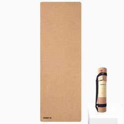 Standard Essential Cork Yoga Mat | 4.5MM OR 3.5MM | *PRE-ORDER