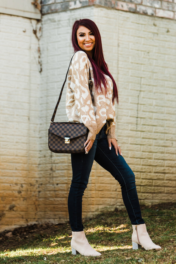 The Lacey Satchel Bag - Face 2 Soul Beauty Boutique