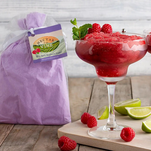 Very Berry Raspberry Wine Slushy Mix - Face 2 Soul Beauty Boutique