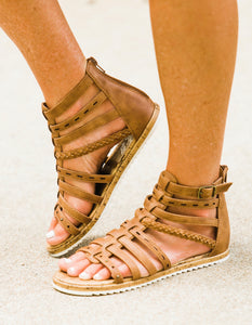 The Mae Gladiator Sandal