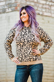 Wild Soul Knit Hoodie - Face 2 Soul Beauty Boutique