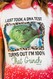 I Just Took A DNA Test Tee - Face 2 Soul Beauty Boutique