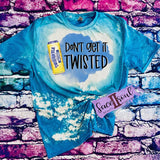 Don't Get It Twisted Tee - Face 2 Soul Beauty Boutique