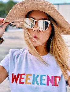 Weekend Tee - Face 2 Soul Beauty Boutique