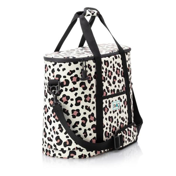 Luxy Leopard Swig Family Cooler - Face 2 Soul Beauty Boutique