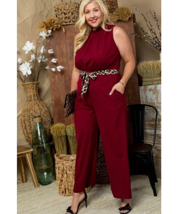 Here To Slay Burgundy Pant Suit - Face 2 Soul Beauty Boutique
