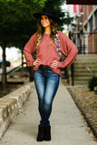 Standing My Ground Longsleeve - Face 2 Soul Beauty Boutique