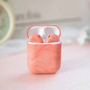 Tie Dye Wireless Earbuds - Face 2 Soul Beauty Boutique