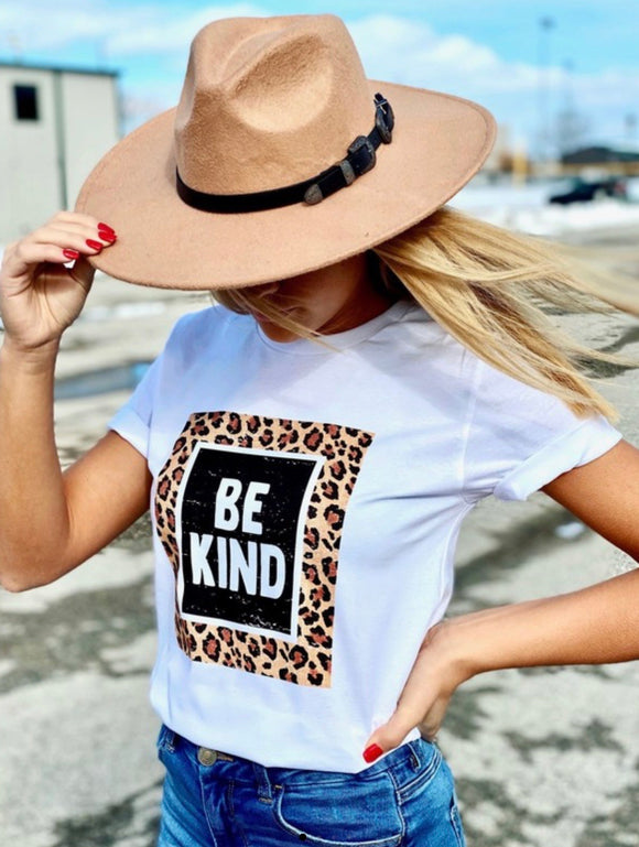 Be Kind Tee - Face 2 Soul Beauty Boutique