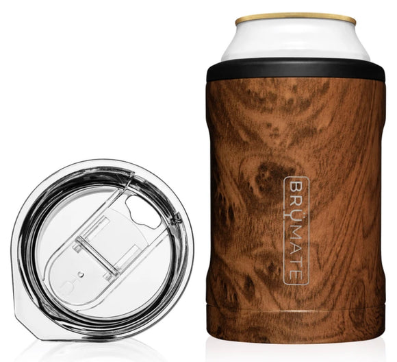 Walnut 2-in-1 Hopsulator 12OZ. Cans/Tumbler - Face 2 Soul Beauty Boutique