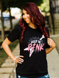 Rockin The Pink Tee - Face 2 Soul Beauty Boutique