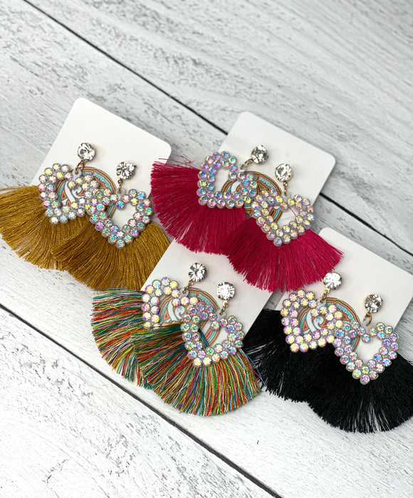 Tassel Flirt Earrings