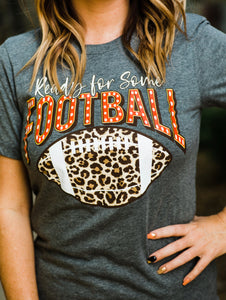 Ready For Some Football Tee - Face 2 Soul Beauty Boutique