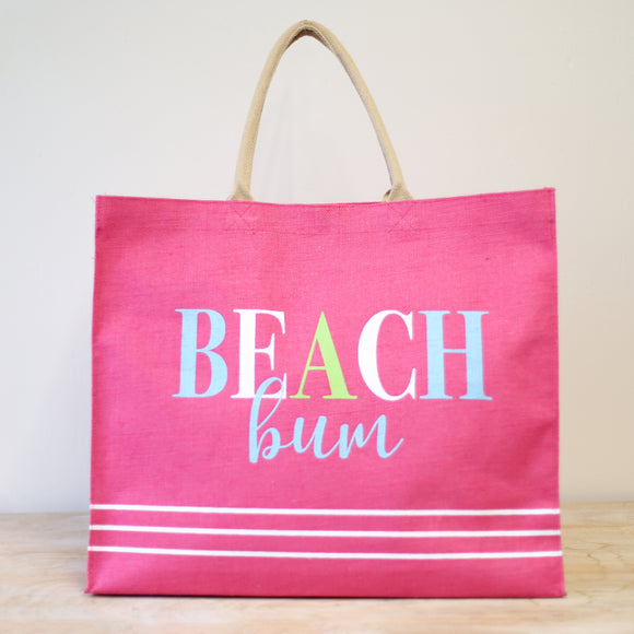 Beach Bum Tote - Face 2 Soul Beauty Boutique