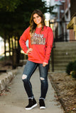 Red Merry Christmas Sweatshirt - Face 2 Soul Beauty Boutique