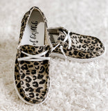 Gypsy Jazz Leopard Sneaker - Face 2 Soul Beauty Boutique
